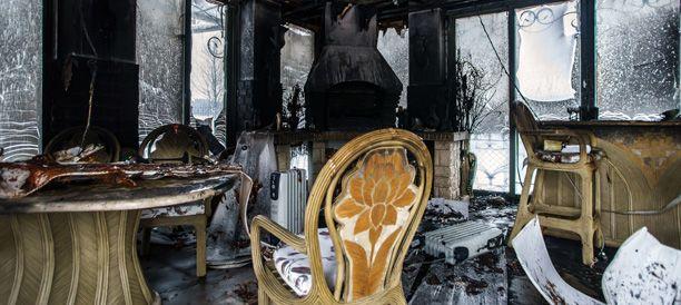 BrandschädenBeseitigung
